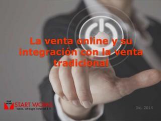 Integración de ventas On y Offline Start-Works